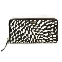 Kate SpadeNeda Lindenwood Safari Zip Around Wallet/ Clutch