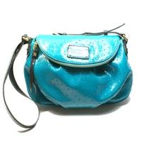 Marc By Marc JacobsPainted Teal Multi Medium Swing/ Crossbody Bag