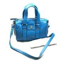Marc By Marc JacobsAquamarine Leather Satchel/ Crossbody Bag