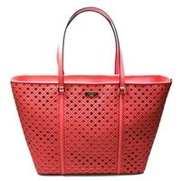 Kate SpadeDally Newbury Lane Caning Tote Flamingo