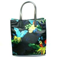 Marc By Marc JacobsBlack Multi Nylon Tote Bag