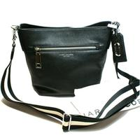 Marc By Marc JacobsGotham Bucket Black Crossbody Bag